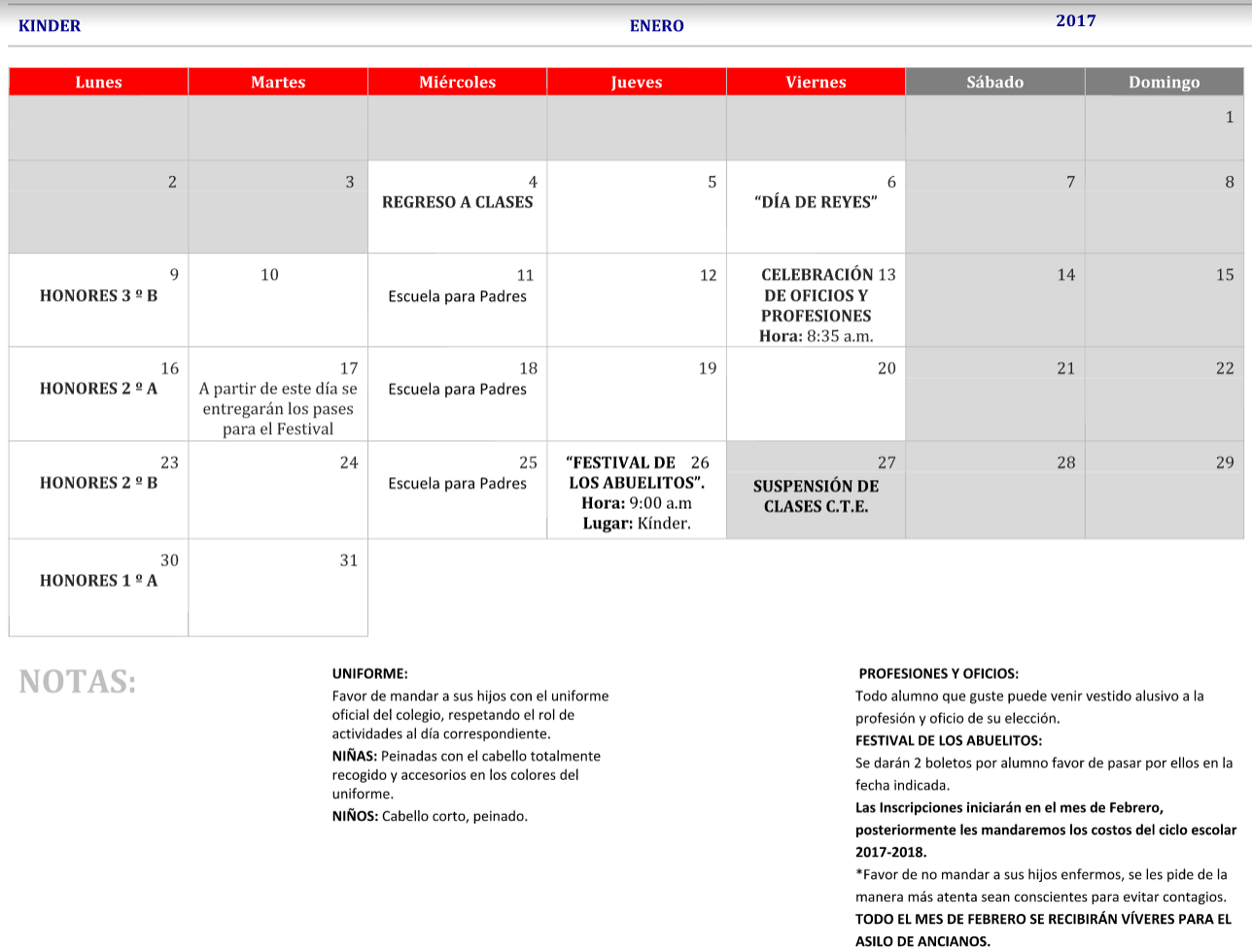 Calendario Para Kinder.Index Of Img Calendarios