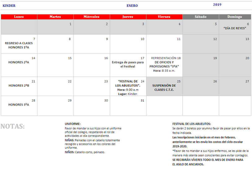 Calendario Para Kinder 2019.Index Of Img Galeria Calendarios 2019